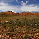 From The Mountains To The Prairies - Big Horn County, WY by Rebel Kreklow