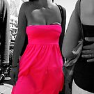 girl in pink by Scott Curti