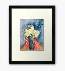 Casey & Kitty Framed Print