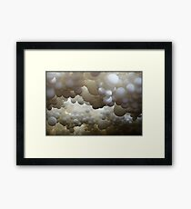 Dream Within A Dream  I Framed Print
