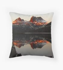 Colourful Cradle Throw Pillow
