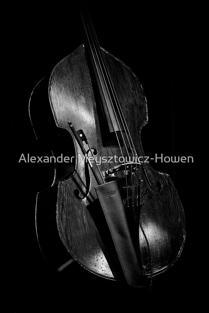 Dark bass by Alexander Meysztowicz-Howen