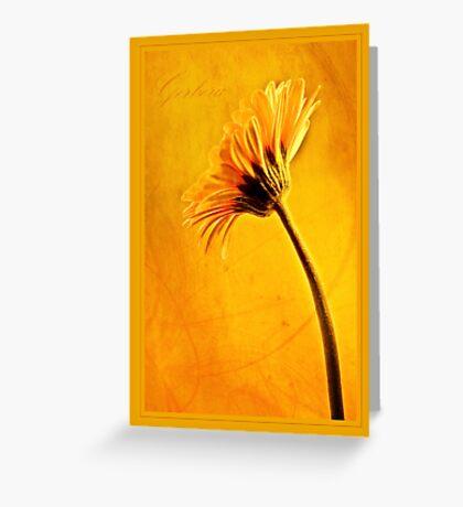 Summer Blaze Greeting Card