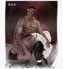 BOLO YEUNG :BACK BREAKER ! Poster