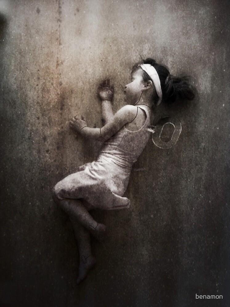 The Clockwork Ballerina Sleeps by benamon