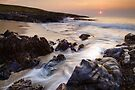 Outer Hebrides Sunset by Michael Treloar