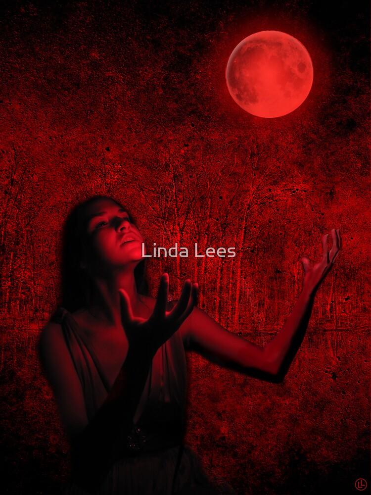 Blood Moon by Linda Lees