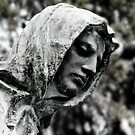Hooded Man by Karen Havenaar