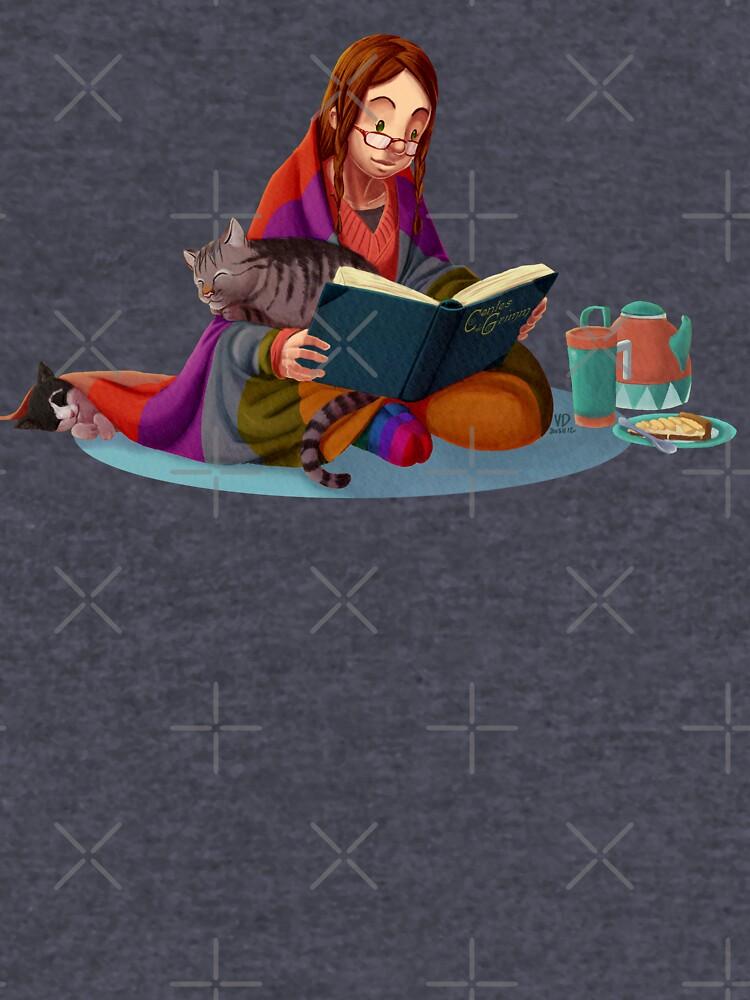 The reader V2 by kineko