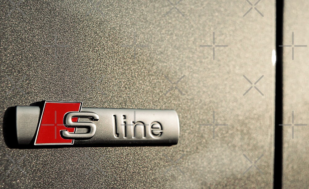 S-Line; Representing Power and Beauty by AndrewBerry