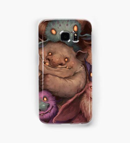 A Snuggle of Gnomes Samsung Galaxy Case/Skin