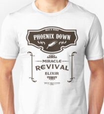 Phoenix Down - Miracle Revival Elixir Unisex T-Shirt