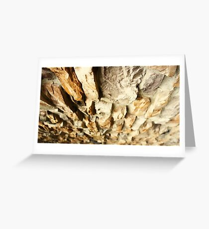 Stone Greeting Card