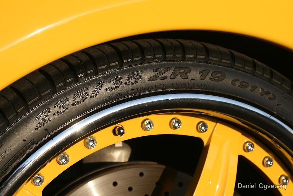Ferrari 360 Spider Novetec Design  by Daniel  Oyvetsky