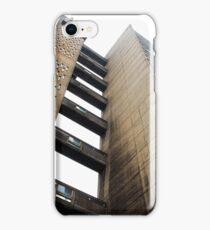 Balfron Tower, Poplar, London iPhone Case/Skin