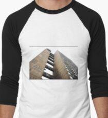 Balfron Tower, Poplar, London Baseball ¾ Sleeve T-Shirt