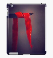 Red Ribbon iPad Case/Skin