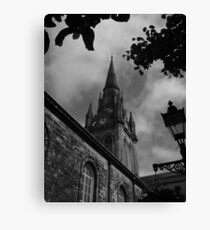 Mither Kirk Canvas Print
