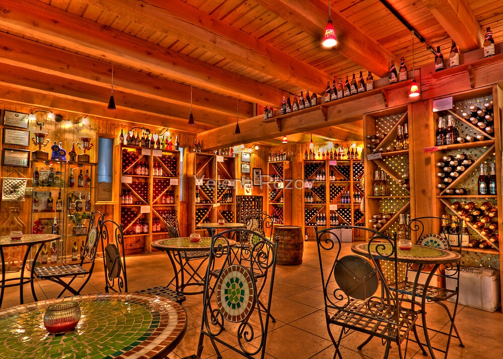 Sorrenti Winery by Yelena Rozov
