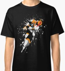 Bass/Forte Splattery Explosion Classic T-Shirt