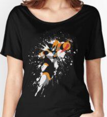 Bass/Forte Splattery Explosion Women's Relaxed Fit T-Shirt