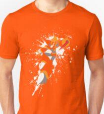 Bass/Forte Splattery Explosion Unisex T-Shirt