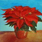 Christmas plant by Kostas Koutsoukanidis