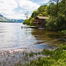 Boat House Ullswater by Elaine123