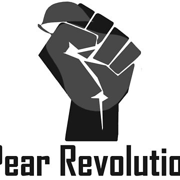 Pear Revolution Logo by Radioactivetar