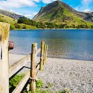 Buttermere with Fleetpike & Haystacks  by Elaine123