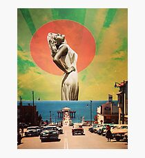 West Coast Vibe Photographic Print