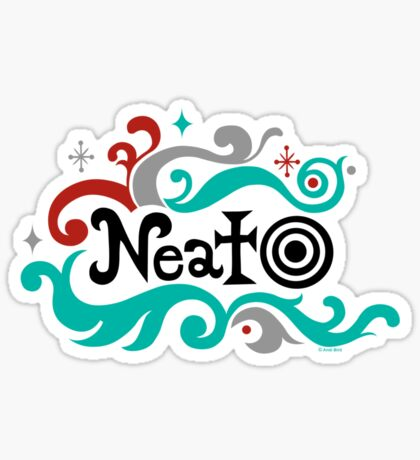 Neato Sticker