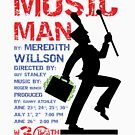 The Music Man by therealtomdeal