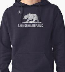 VIntage California Republic Pullover Hoodie