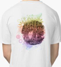 Trees near river Classic T-Shirt