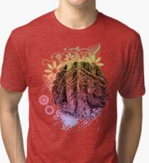 Family of trees Tri-blend T-Shirt