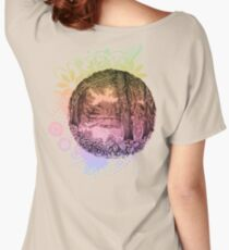 Trees near the river Women's Relaxed Fit T-Shirt