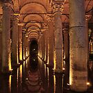 Basilica Cistern by Peter Hammer