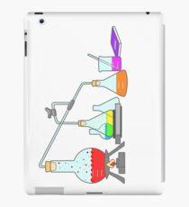 Laboratory material iPad Case/Skin