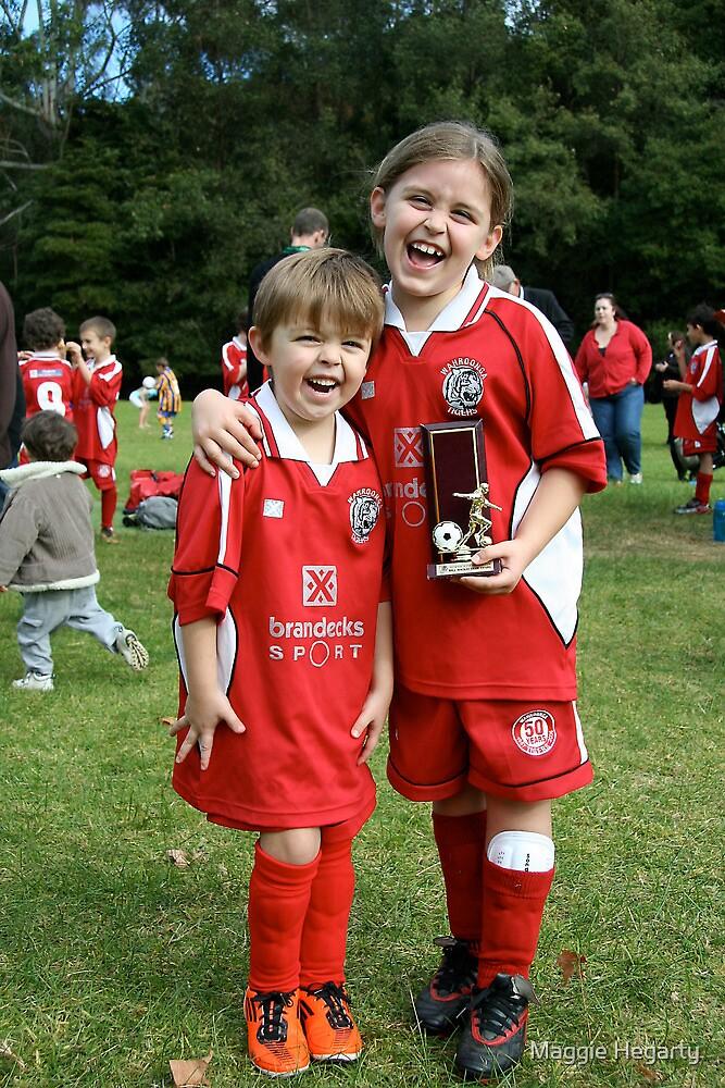 Trophy winners by Maggie Hegarty