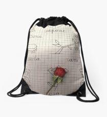 ABCs Drawstring Bag
