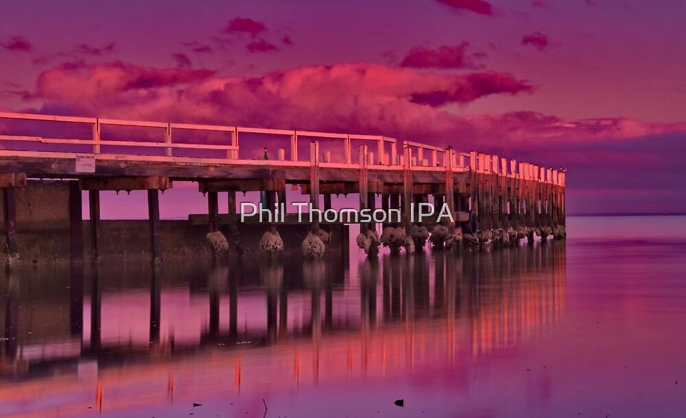 """Dawn Blush"" by Phil Thomson IPA"