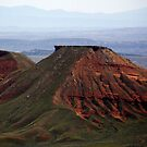Red Gulch  Alkali National Back Country Byway II - Big Horn County, WY by Rebel Kreklow
