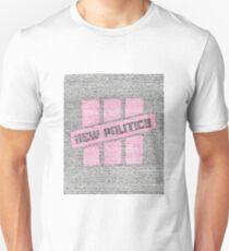 New Politics Lyric Art T-Shirt