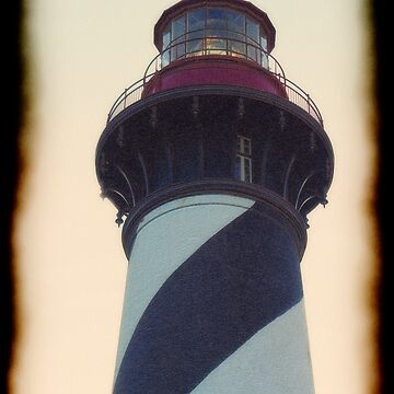 St. Augustine - Lighthouse Caption: May 2011 by aboveparr