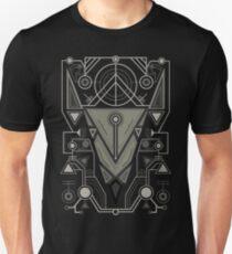Abstract Line Art Animal T-Shirt