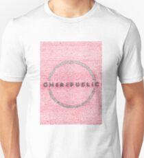 OneRepublic Lyric Art Unisex T-Shirt