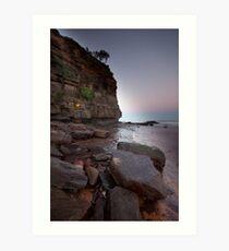Newport Beach Sydney Northern Beaches Art Print