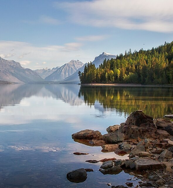 McDonald Lake by TeresaB