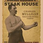 Charles Mulligan's Steak House by emilywhy54